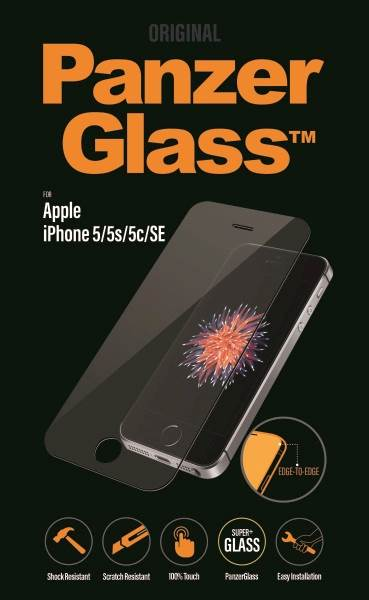 PANZERGLASS  APPLE IPHONE 5/5S/5C/SE
