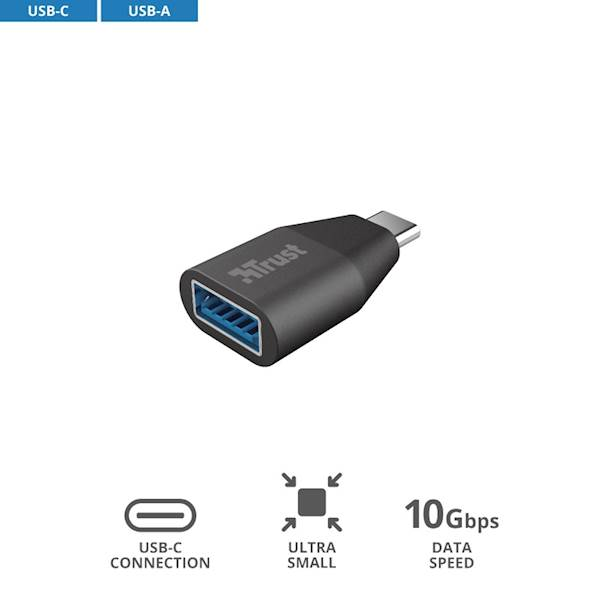 TRUST ADAPTER USB-C TO USB 3.1
