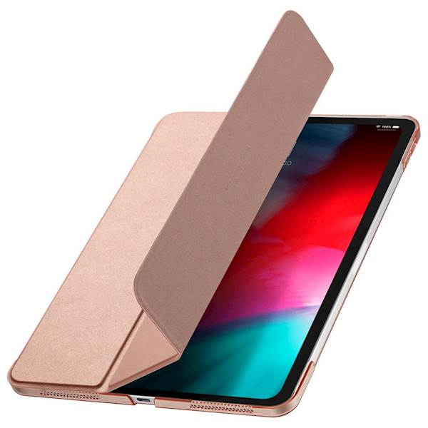 SPIGEN MAPA SMART  IPAD PRO 12,9'' ROSE GOLD