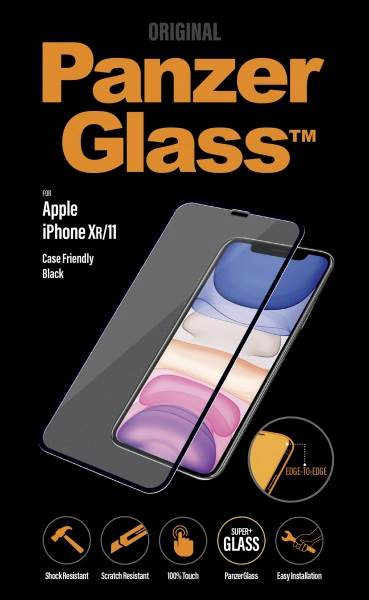 PANZERGLASS  APPLE IPHONE 11 CF BLACK