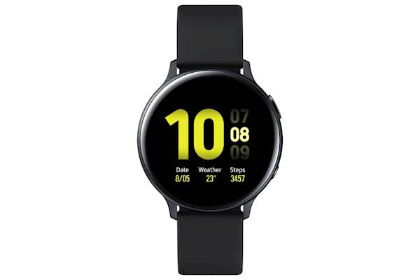 Samsung Galaxy Watch Active2 44 mm aluminij globokomorska črna