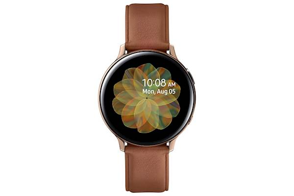 Samsung Galaxy Watch Active2 44 mm jeklo zlata