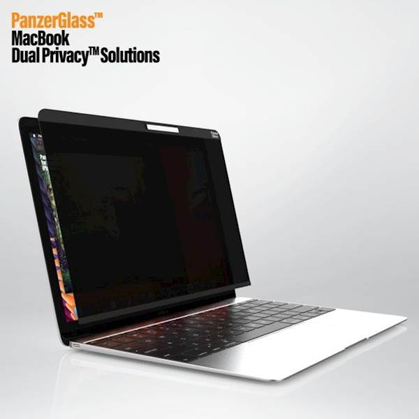 PANZERGLASS MACBOOK DUAL PRIVACY 12''