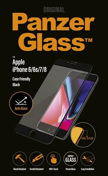 PANZERGLASS  IPHONE 6/6S/7/8  CF ANTI GLARE