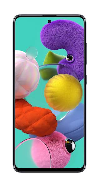 Samsung Galaxy A51 diamantno črna