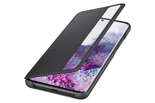 SAMSUNG GALAXY S20+ CLEAR VIEW COVER BLACK