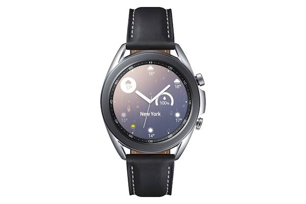 Samsung Galaxy Watch 3 41 mm BT srebrna