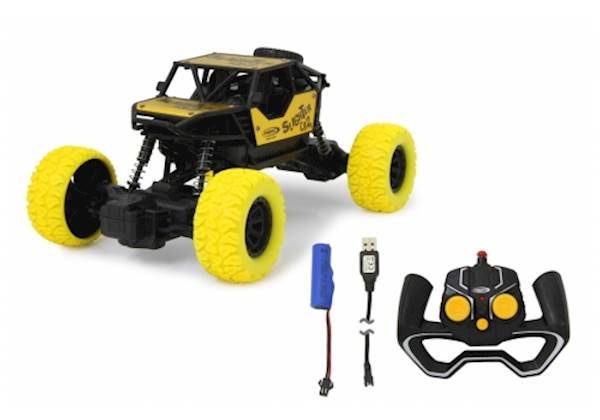 Jamara Slighter CR1 RC Crawler Diecast 2,4 GHz Rumen
